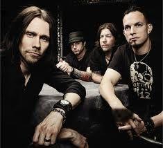 Alter Bridge...I love love love this band <3