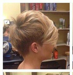 Kurze Haare Mit Langem Pony Moderne Frisuren