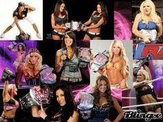 Mickie James Brie & Nikki Bella Jillian Hall Melina Alicia Fox Eve Torres Natalya Maryse Lay-Cool KellyKelly Womens Royal Rumble, Mickie James, Wrestling Wwe, Nikki Bella, Total Divas, Wwe Divas, Wwe Superstars, Brie, Champion