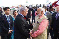 Benjamin Netanyahu (@netanyahu)   Twitter- Israel and India