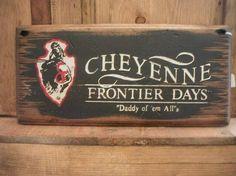 Cheyenne Wyoming Frontier Days