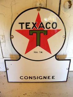 Vintage Gas Station Signs - I Antique Online