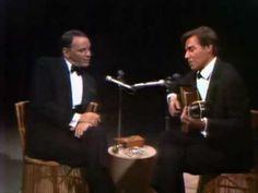 ▶ FRANK SINATRA & TOM JOBIM - TV SHOW - 1967 - YouTube  they define cool