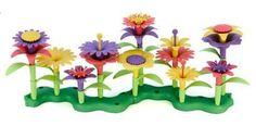 Green Toys Build A Bouquet Set FLWA1012