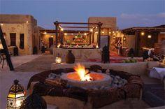 Bab Al Shams Desert Resort & Spa. Dubai.