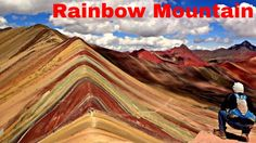Rainbow Mountain Cusco Peru - An Incredible Sight