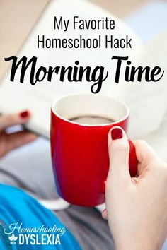 Bring this simple habit to your homeschool mornings to cover those subjects that are prone to be lost in the shuffle.