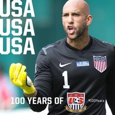 Howard was stellar on the pitch in 1-0 victory over Honduras! #USMNT