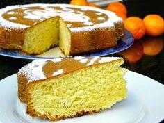 Miel y Limón : BIZCOCHO de Clementina y Limón