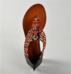 Chaussures FEMME - SANDALES NOIR - TAMIKO - Chaussures Desmazieres