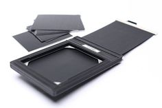 4x5 Tintype Holders + 6 plates (Wet Plate/Collodion)