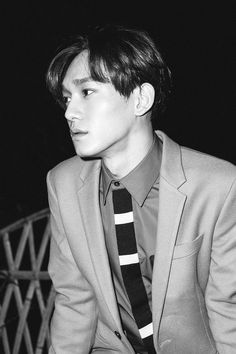 Chen - 150324 Comeback teaser photo - [HQ] Credit: Official EXO-M website.
