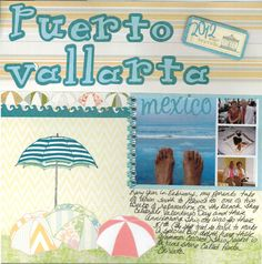 Great idea for scrapping my summer cruise visit to PV!