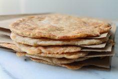 Spelt Flour Flatbread
