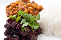 Beet Curry