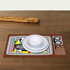 Tv Placemats