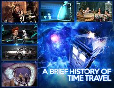 Help fund this awesome Time Travel Kickstarter campaign. Tardis, Deloreans and more. Find out why this will take you Back To the Future! CLICK the photo to learn more.What's your favorite Time Travel story?