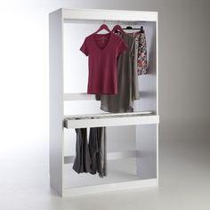 Image Module dressing, penderie + porte pantalons, Build PRIX MINI