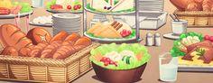 Znalezione obrazy dla zapytania kawaii food