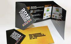 CCF ILTA Event Invitation - Graphic Design Brisbane