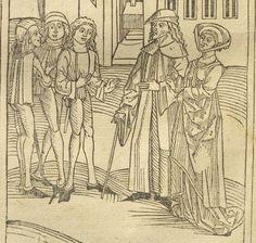 Sammelband in 3 Teilen: Konvolut aus Inkunabeln nach 1450, Deutschland Inc. fol. 133 (Ausst. 172)  Folio 16v
