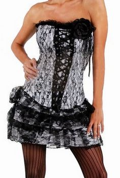 Want skull tops, hoodies, leggings and more Hot  Vintage Lace... add to any wardrobe http://rebelstreetclothing.com/products/hot-vintage-lace-corset-dress-with-g-string-flower-corseletes-overbust-gothic-corset-cheap-bustiers-for-women-drop-shipping