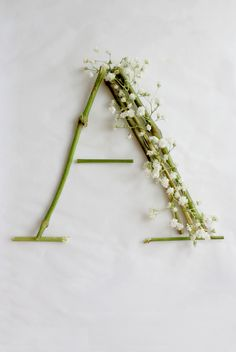 Expressive Typeface - Baby's Breath by Keziah Chong, via Behance @Jamie Wahl Design Studio thought of you guys