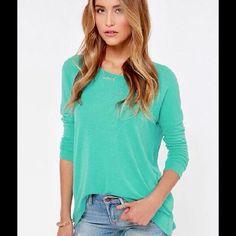 Trendy Shirt Size L 💗❤️NWOT 💙💗TRENDY SHIRT 💗❤️ NWOT 💗❤️ south Tops Blouses