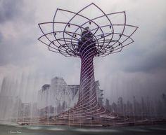 L'albero della vita by Simone Fuscà  Fate come l'albero, che cambia le foglie e conserva le radici. Cambiate le vostre idee e conservate i princìpi