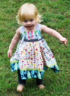 Matilda Jane heartbreaker knot dress. Girls need this!