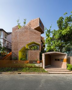 Gallery of Chuon Chuon Kim 2 Kindergarten / KIENTRUC O - 1