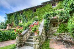 Tuscany apartment in Borgo Corsignano!