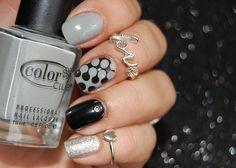 How many shades of Grey???