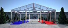 Structure 15m Cristal Eurosatory 2014