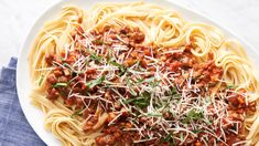 A lighter take on the classic Italian sauce, this vegetarian bolognese is packed with mushrooms and vegetables in a rich tomato base. Served with fettuccine, you'll have a hearty dinner for just 300 calories.