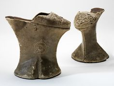 Chopines, C15th – C17th | 15 Toe-Curlingly Extreme Shoes From Throughout History
