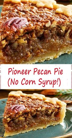 INGREDIENTS: 1 pie crust, homemade or store-bought (plus extra dough for decorating, optional) 1 cups brown sugar cup white sugar cup sticks) unsalted butter, melted and browned (optional) 3 large eggs Pie Dessert, Cookie Desserts, Just Desserts, Delicious Desserts, Dessert Recipes, Yummy Food, Pecan Recipes, Baking Recipes, Sweet Recipes