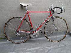 Piet's Pinarello SL uit 1982 - Italiaanse Racefietsen