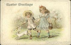 Easter Greetings Easter Series 509
