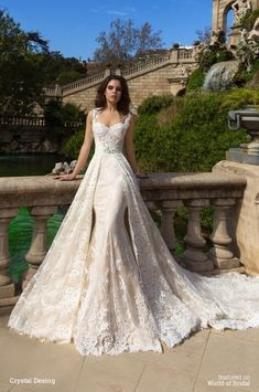 Crystal Design 2016 Wedding Dress