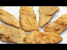 طريقة عمل السمك الفيليه المقلي - Fried Fish - YouTube