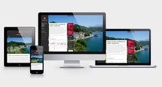 Hotel Seeburg - Responsive Webdesign Web Design, Lucerne, Creative, Design Web, Website Designs, Site Design