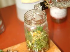 Making your own tinctures