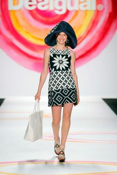 Desigual debut in great style at New York Fashion Week in with the Fashion Show of Spring/Summer 2014 Collection and a new opening on Fifth Avenue
