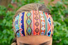 BUY ANY 2 & get 1 FREE!!! Yoga Headband, Orange Tribal, Workout Headband, Running Headband, Non Slip Headbands, Wide Headband by BeautifullBoundaries on Etsy https://www.etsy.com/listing/258125594/buy-any-2-get-1-free-yoga-headband