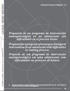 Nuevo formato de la revista, trabajo de diseño realizado por #mininagrafica  formato para los #casosclínicos #briefreport  cuadernos de neuropsicología 2016