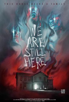 We Are Still Here (2015) Film Poster