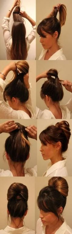 Ideas Hairstyles Festa Passo A Passo Braided Hairstyles Tutorials, Quick Hairstyles, Hairstyles For School, Down Hairstyles, Homecoming Hairstyles, Wedding Hairstyles, Curly Hair Styles, Natural Hair Styles, Curly Wedding Hair