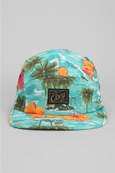 OBEY Maui 5-Panel Hat