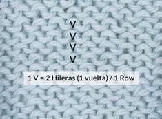 contar vueltas en punto Merino Wool Blanket, Blog, Knitting, To Tell, Crochet Dresses, Tejidos, Tricot, Cast On Knitting, Stricken